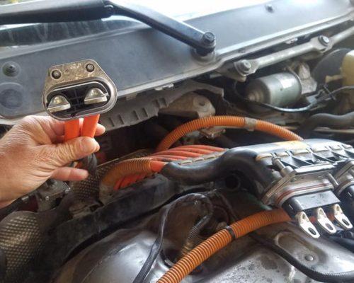 Inlocuire injectoare BMW X6 – E71 4.4i Active Hybrid