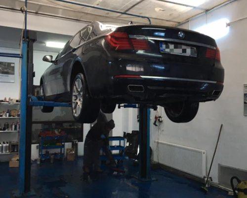 Schimb racitor EGR BMW F01 Long ( F02) 750xd