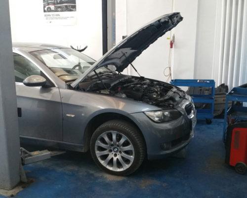 Revizie generala BMW 330xd e92
