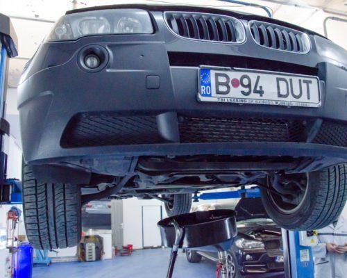 Revizie generala si diagnoza BMW X3 3.0d e87