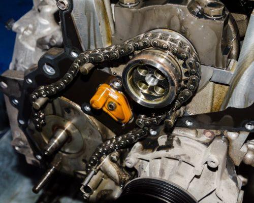 Inlocuire lant distributie motor BMW 3.0d