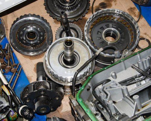Reparatie cutie automata BMW X5 e53 4.4i