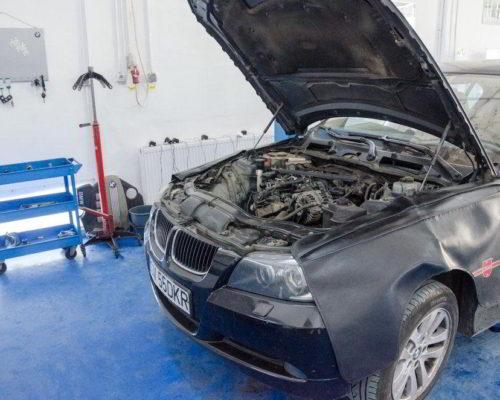 BMW 320d e90 motor N47 – inlocuire distributie