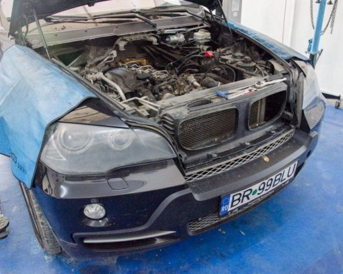 Inlocuire injector BMW x5 e70 3.0d