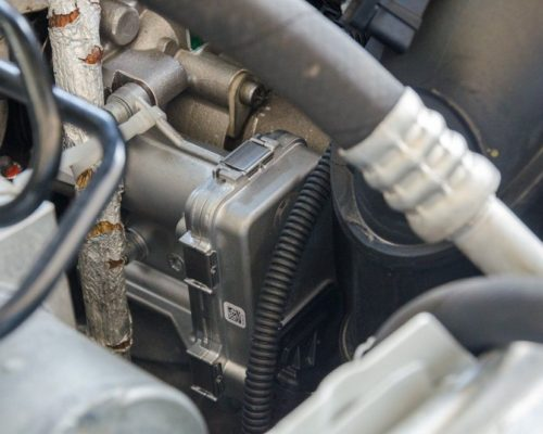 Inlocuire turbina mica BMW X5 4.0d LCI