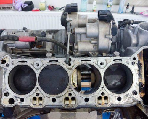 Inlocuire vibrochen – garnituri – supape BMW M3 e92