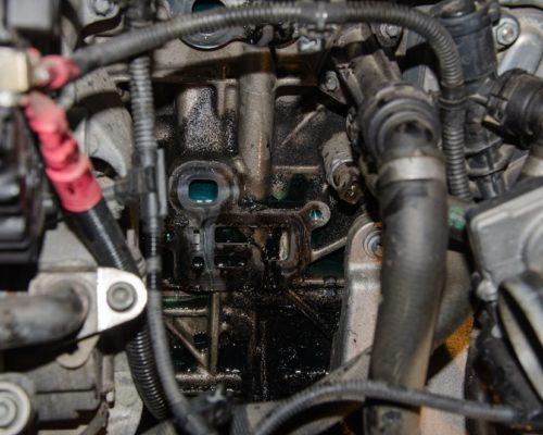 Inlocuire garnitura si radiator ulei BMW 530d F10