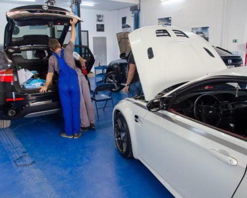 Diagnoza generala BMW 330xi e92 coupe