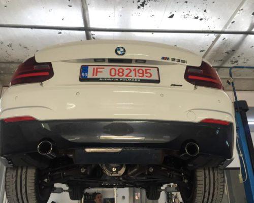 Revizie BMW M 235i F22