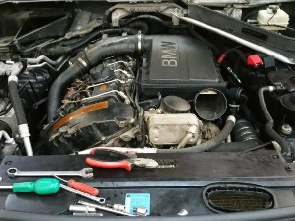 inlocuire-garnituri-motor-bmw-x6-biturbo-benzina-3