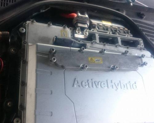 Inlocuire injectoare BMW X6 4.4i Active Hybrid