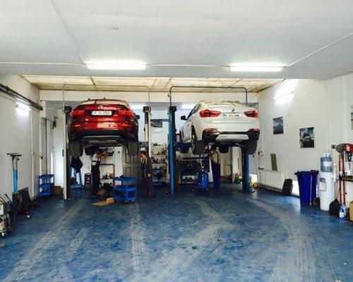 Revizie completa BMW X6 F16 3.0d