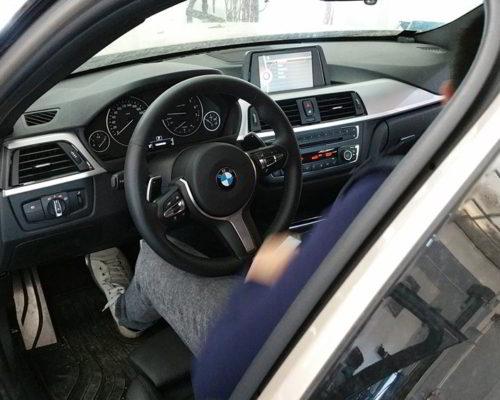 Revizie generala BMW 328i F30