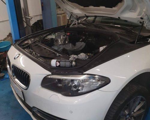 Inlocuire distributie BMW 525xd F10