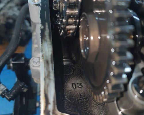 Inlocuire distributie 530D F10