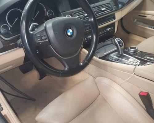 Schimb discuri si placute fata BMW X1 – E84 23d