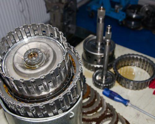 Reconditionare – reparatie cutie automata BMW seria 3 e90